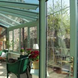 Conservatory installation in Somerset