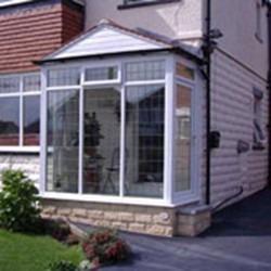 Triple-Glazed window installation in Somerset