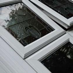 PVCu Windows installed, Somerset